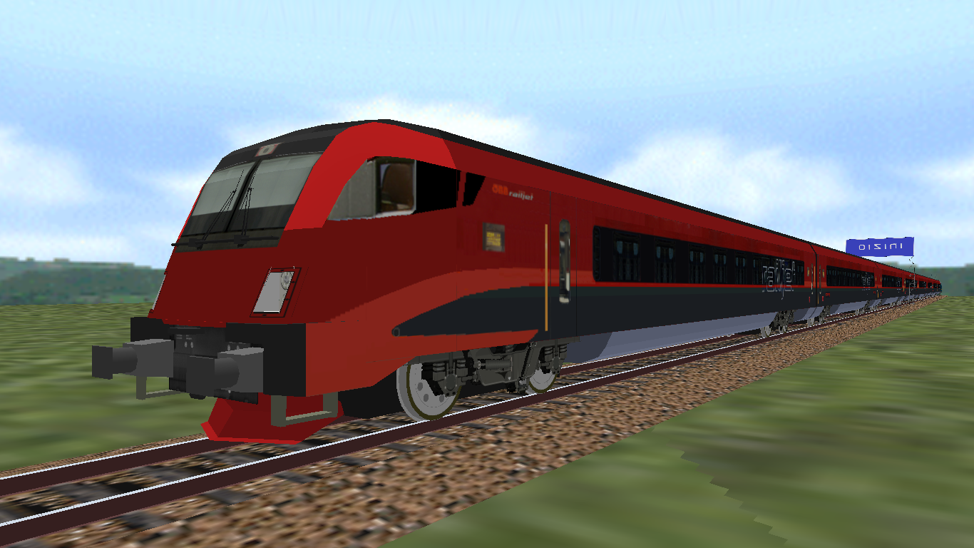 OBTS Trains+Routes For Hungary | OpenBVE Rolling stock Wiki
