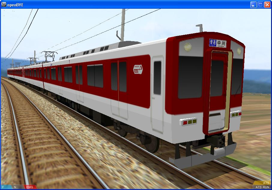 OBTS Trains+Routes For KinkiNippon | OpenBVE Rolling stock Wiki