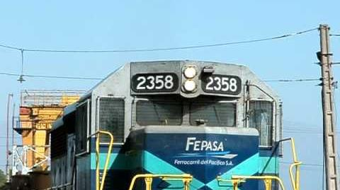 FEPASA SD39-2M