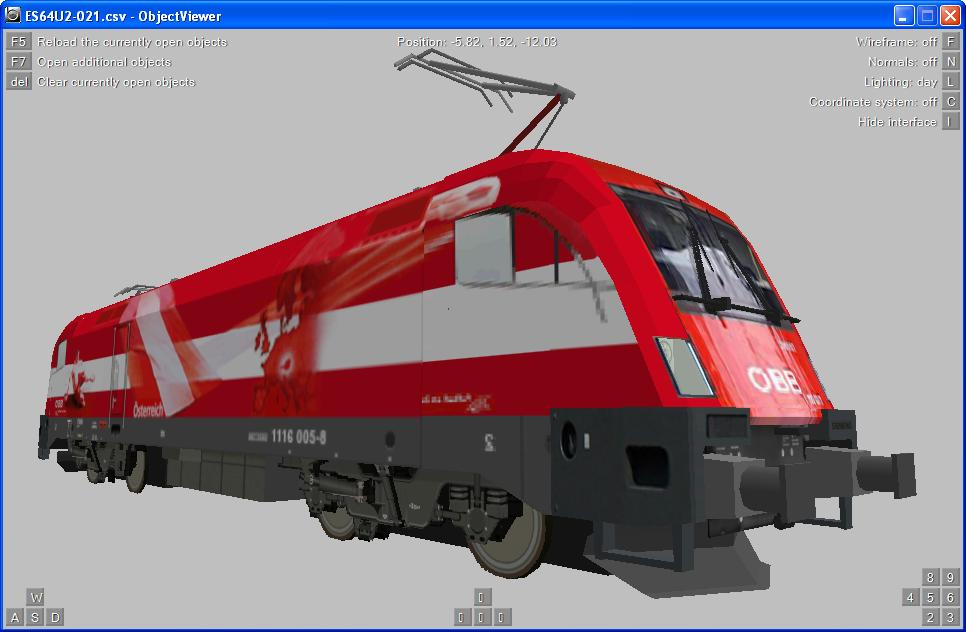 OBTS Trains+Routes For Austria | OpenBVE Rolling stock Wiki | FANDOM