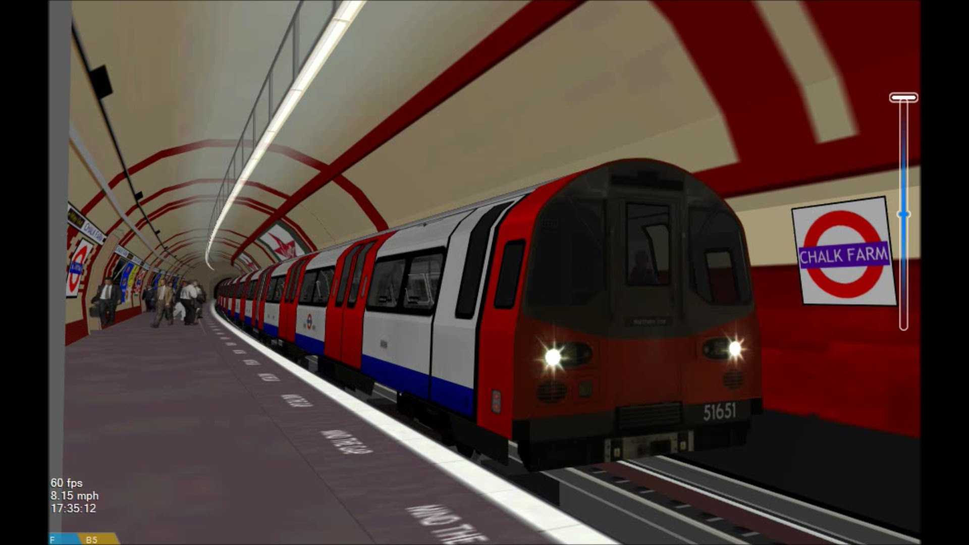 OpenBVE Rolling Stock for the United Kingdom