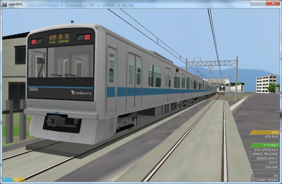 Odakyu Electric Railway - 小田急電鉄 | OpenBVE Rolling stock Wiki