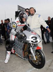 2010 TTZero MotoCzysz