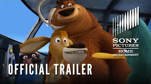 Open Season Scared Silly - Official Trailer