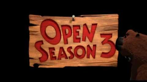 Open Season 3 Teaser Trailer