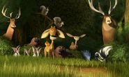 Open Season Wallpaper 18
