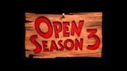 Open Season 3 Opening Title