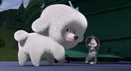 Fifi rabbit open season 2 pets vs wilds