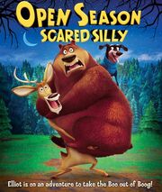 Open Season Scared Silly Poster