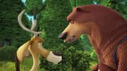 Open Season Scared Silly Boog and Elliot