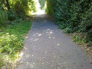 Bild 1 Zwischen Quickborner Straße und Wilhelmsruher Damm