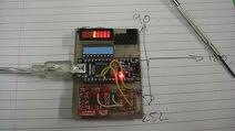 LSM303 Compass board small