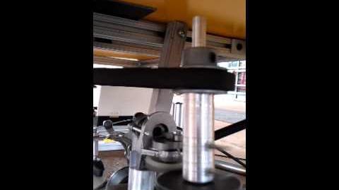 Turbine Air Compressor - College Project