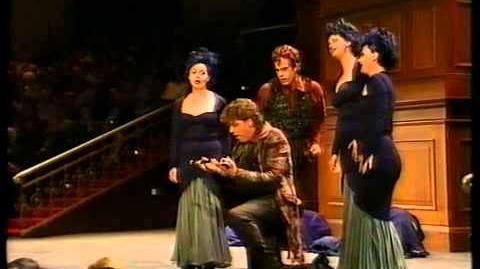 Wolfgang Amadeus Mozart- Die Zauberflöte, Act 1
