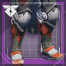 Fire-Forged Titan Leg Ornament perk icon