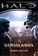 Halo Glasslands Button