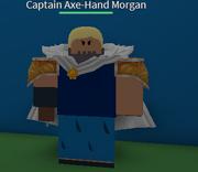Captain Axe-Hand Morgan