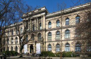 Berlin, Mitte, Invalidenstrasse 43, Museum für Naturkunde