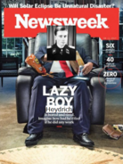 Newsweek Heydrich Lazy Boy