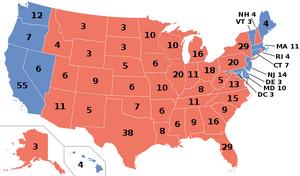 POWER US POTUS 6 Map