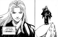 Kurama arrives