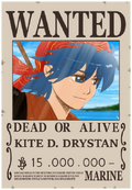 Kite D. Drystan-Wanted