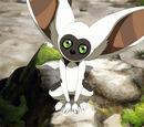 Saru Saru no Mi, Model: Lemur