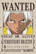 Brax 100mil bounty