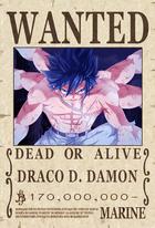 Damon Bounty Poster
