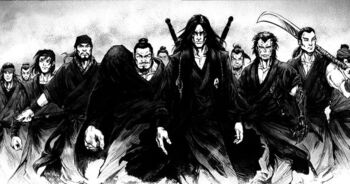 Kuregata Family