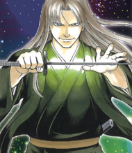 Kurama forcing the future