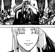 Kurama heals