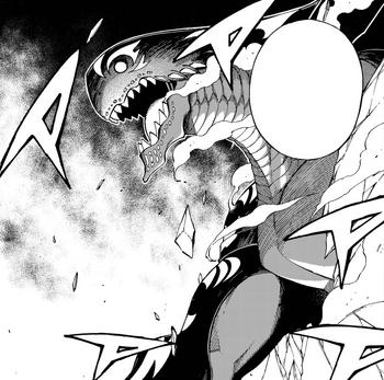 Ryu Ryu no Mi, Model: Fafnir