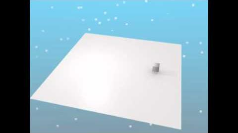 Flash-lag Effect Visual Illusion 3D
