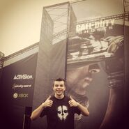 Nadeshot COD Ghosts MP event