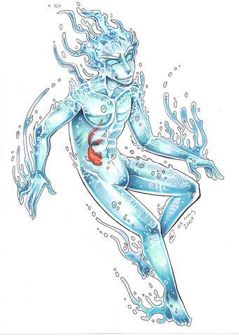 File:Water man by OwlGem.jpg