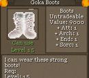 Goka Boots