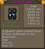 GhostLegs