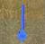 Hard frozen spear