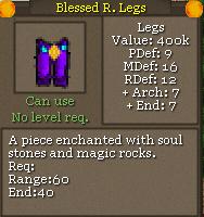 BlessedRLegs