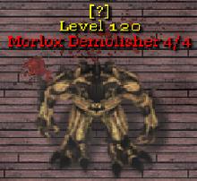 Morlox demolisher phase 4