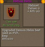 Hellion Helm