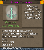 Ghostcrossbow