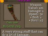 Ork Staff