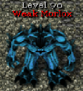 Weak morlox 3 blue