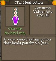 (T1)healpotion