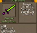 Puka Sword