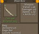 Steel Bow