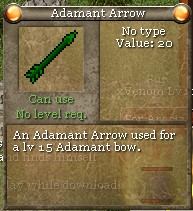 Adamant Arrow