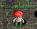 Hiding mushroom